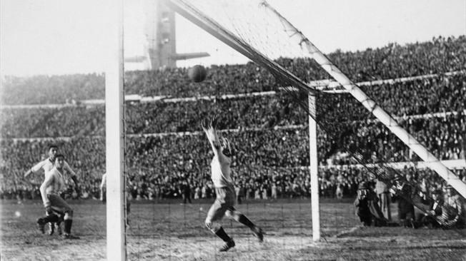 1930 FIFA World Cup, Uruguay- First World Cup final Match