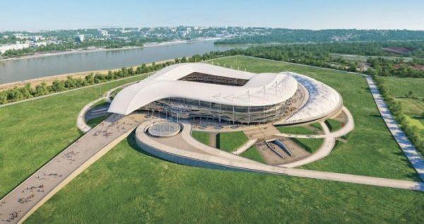 Rostov-on-Don Stadium