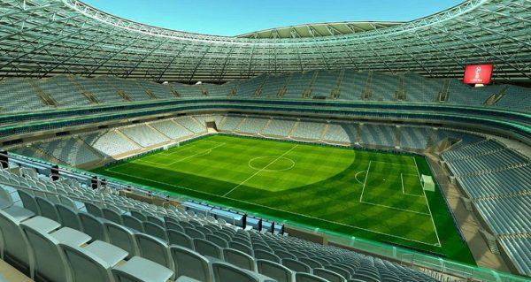 Samara Arena Stadium