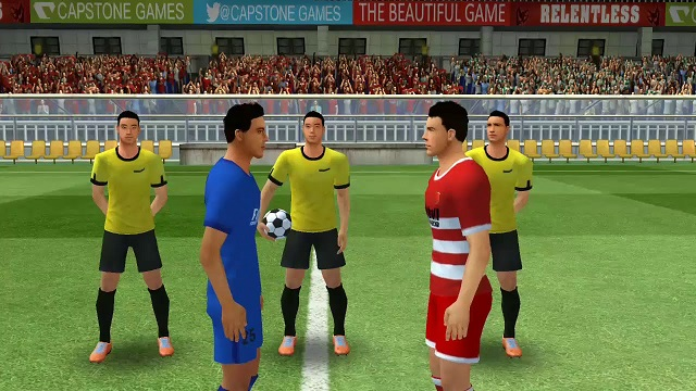Real football 2018 java game Download Android