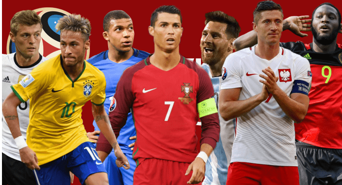 24c62fd58 Top 5 Players to look out for in the FIFA World Cup 2018 Russia