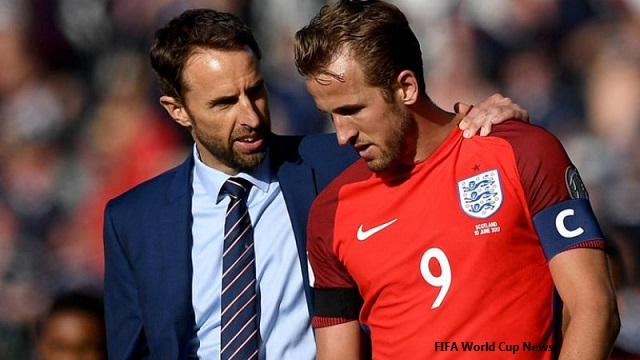 FIFA World Cup 2018: England World Cup Squad Players