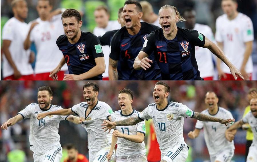 Image result for russia vs croatia match