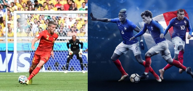 Belgium Lead FIFA Men's Ranking, France Finished Closed 2nd