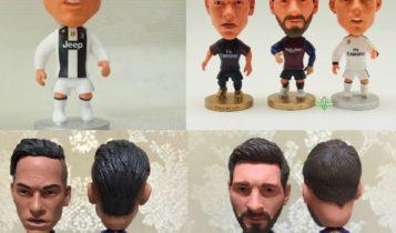 Messi Ronaldo Neymar Toys