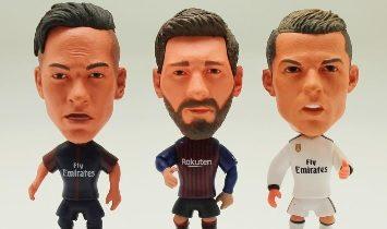 Messi Ronaldo Neymar Toys - Copy