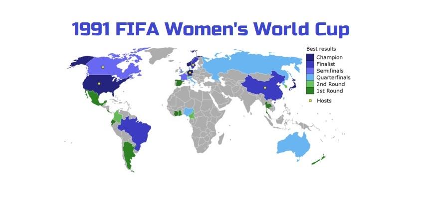 FIFA Women's World Cup Winner: All-time World Cup Winners